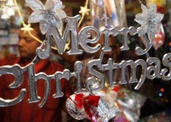 открытка с католическим Рождеством