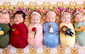 популярные имена для новорожденных