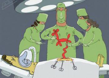 анекдот про врачей и пациентов