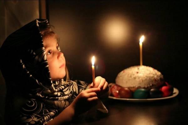 традиции праздника Пасха