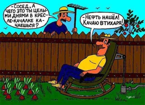 Картинки, смешные картинки с надписями про дачу огород