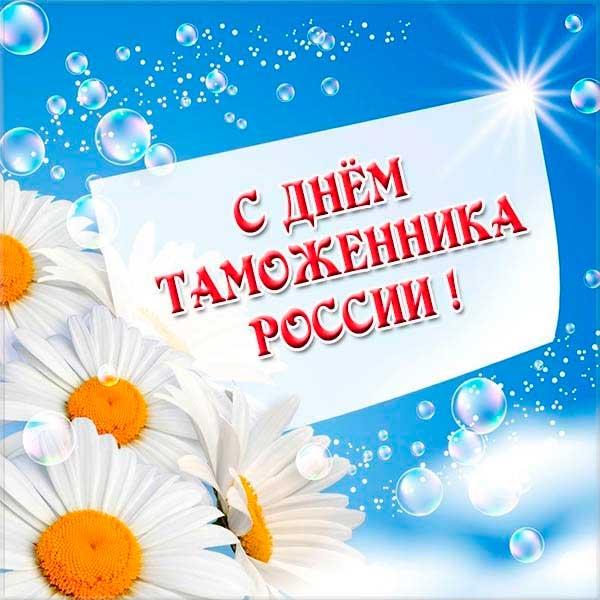 с Днем таможенников России
