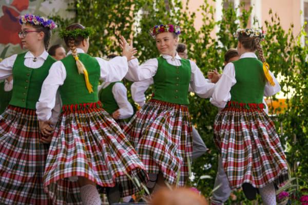 праздник Купала в Латвии